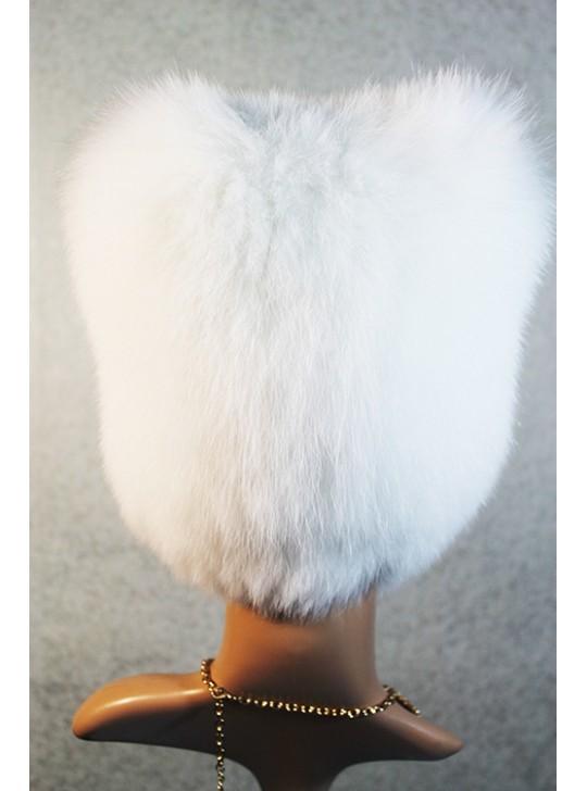 Киска Ярко-Белая