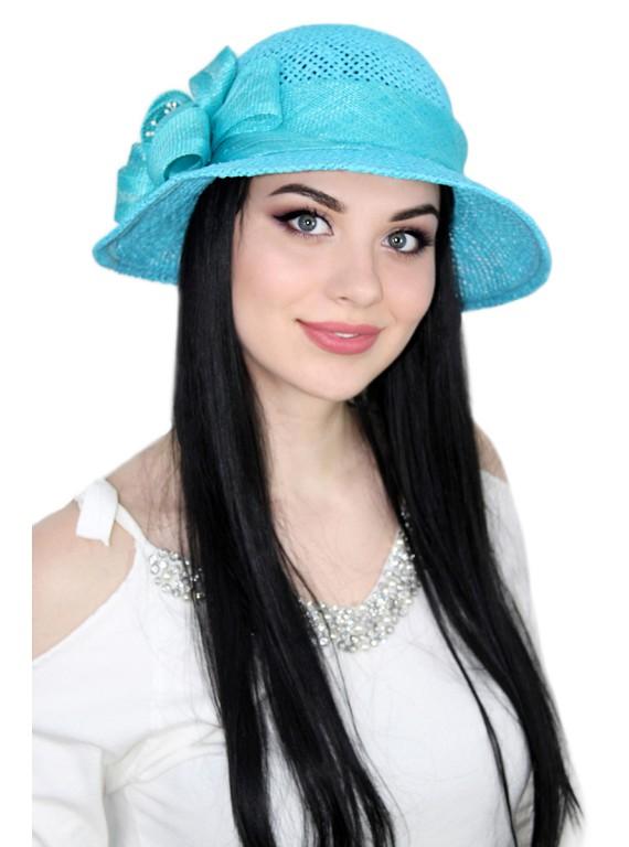 """Шляпа """"Анютины глазки"""""""