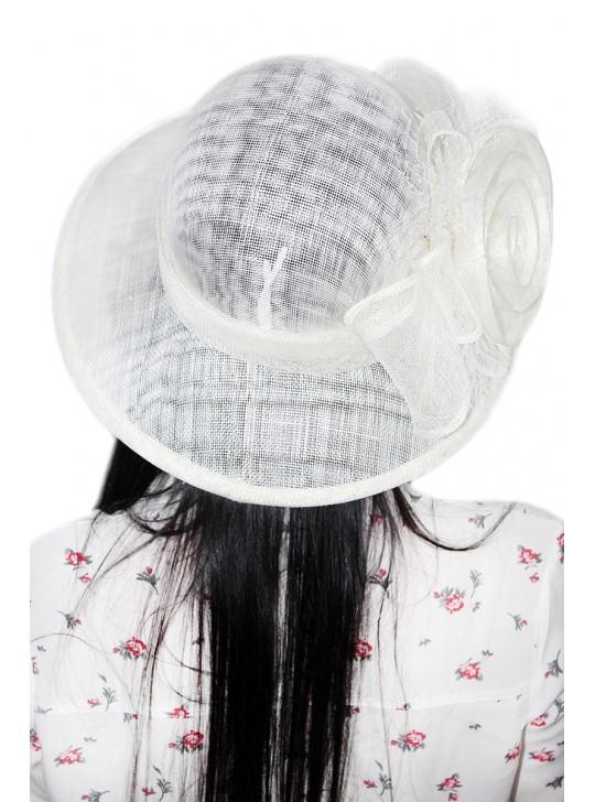 """Шляпа """"Белоснежка"""""""