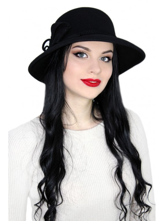 Фетровая шляпа Lemmex