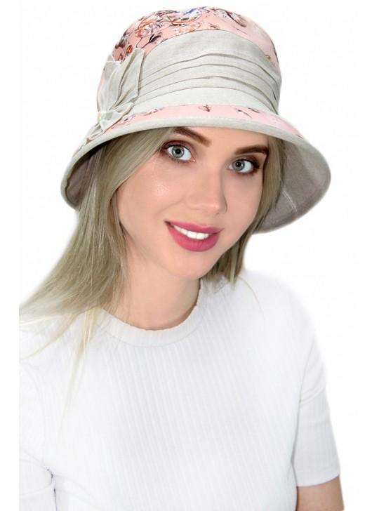 """Шляпа """"Флора"""""""