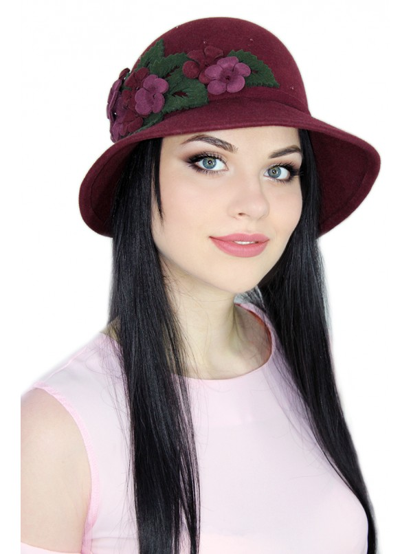 """Шляпа """"Капитолина"""""""