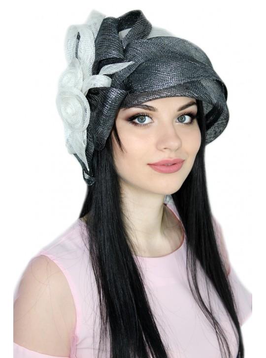 """Шляпка """"Леонсия"""""""