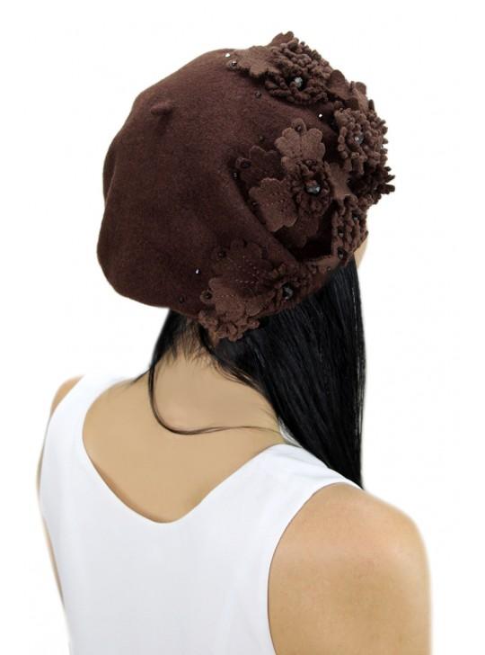 Цвет: шоколад