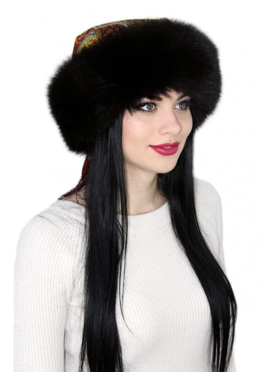 "Шапка-боярка ""Руслана"""