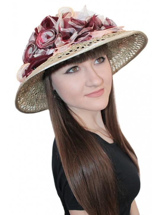 """Шляпа """"Скарлет"""""""