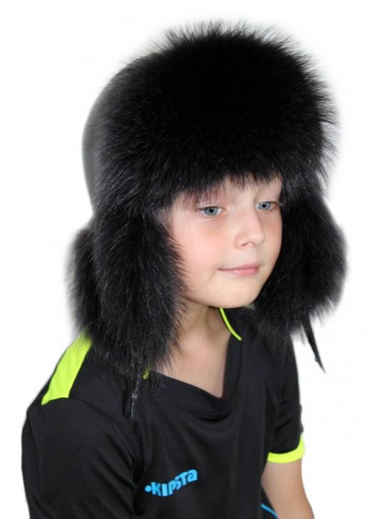 "Ушанка ""Снежок"""