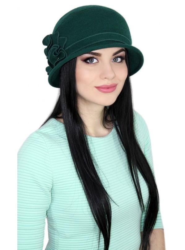 """Шляпка """"Виридея"""""""
