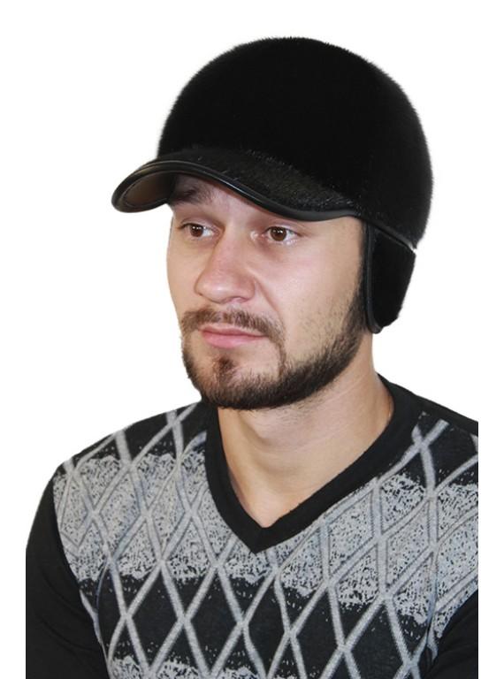 """Меховая кепка """"Алексей"""""""