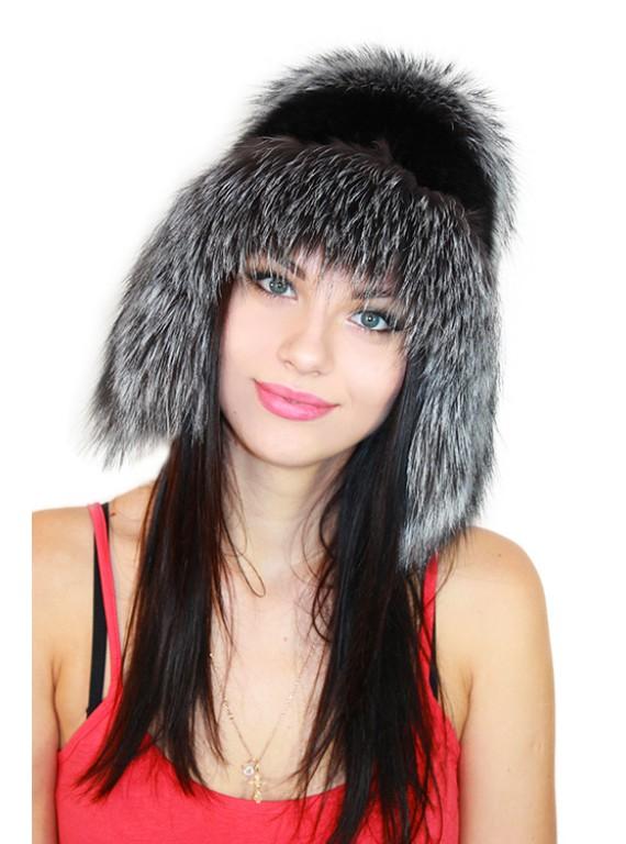 "Меховая шапка ""Аляска"""