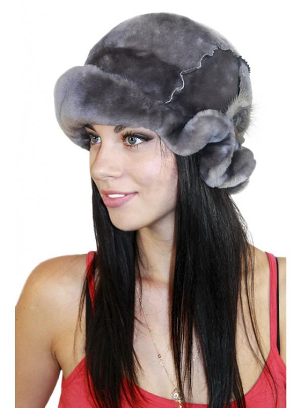 """Меховая шляпа """"Аверик"""""""