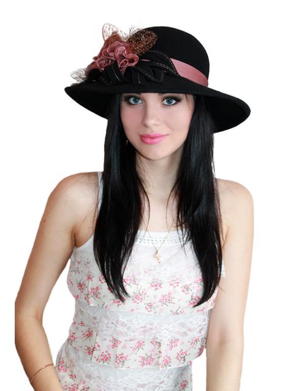 """Шляпа """"Аромат весны"""""""
