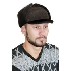 Мужские зимние шапки, выбираем подходящий фасон
