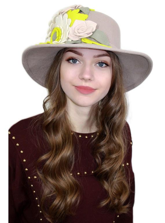 """Шляпа """"Леиса"""""""