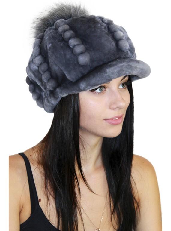 """Модная кепка """"Лилит"""""""