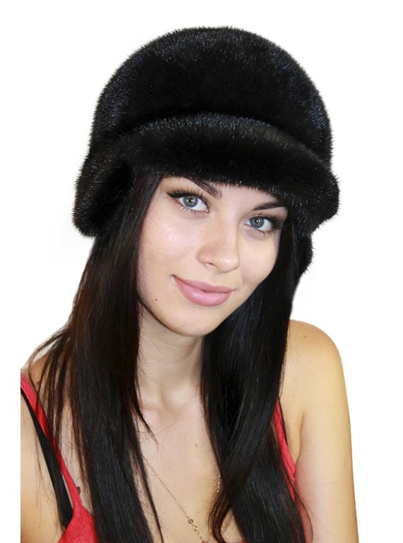 "Стильная шапка ""Лучана"""