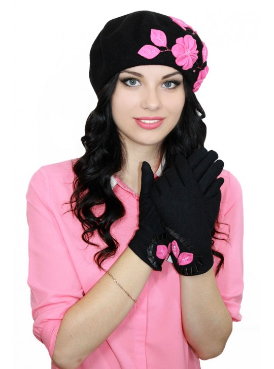 Комплектация головного убора: Перчатки