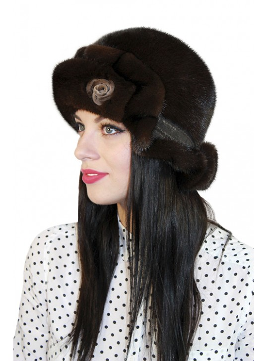 "Меховая шляпа ""Мия"""