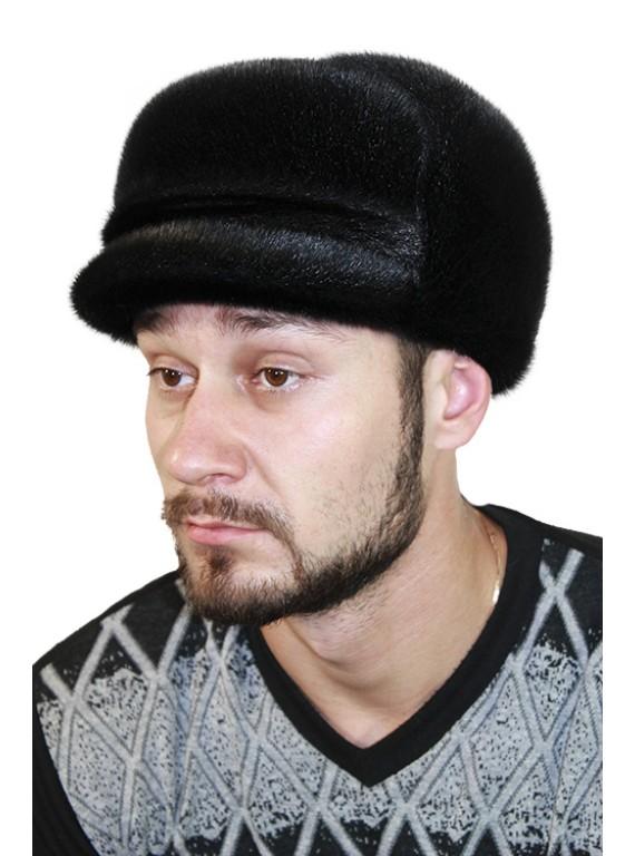 """Мужская меховая кепка """"Норд"""""""