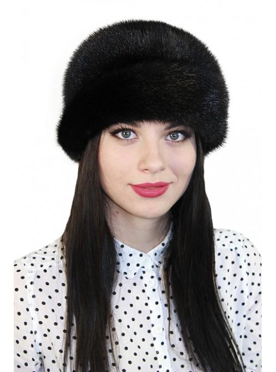"""Меховая шляпка """"Оазис"""""""