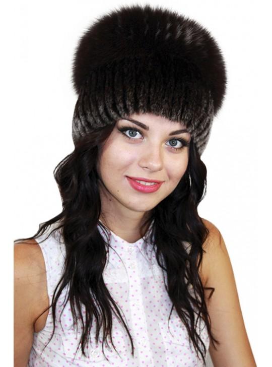 """Модная шапка """"Селин"""""""