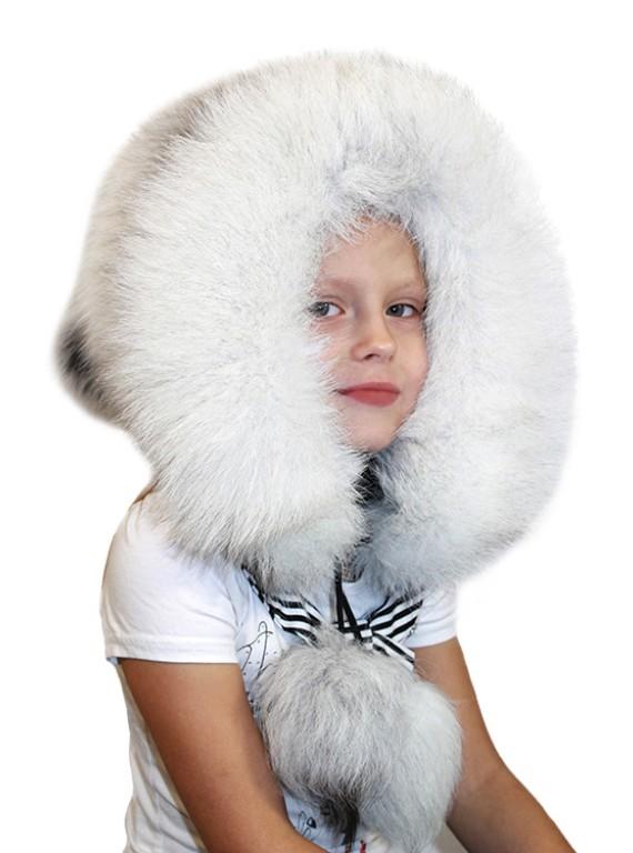 "Меховая шапка ""Сказка"""