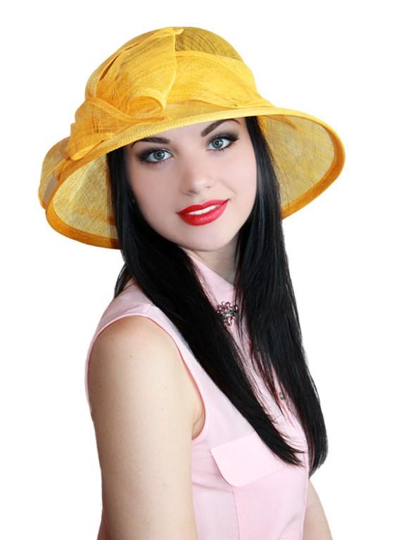 """Шляпа """"Солнце"""""""