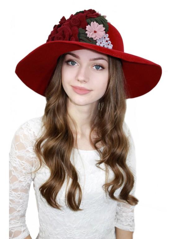 """Шляпа """"Весенняя"""""""