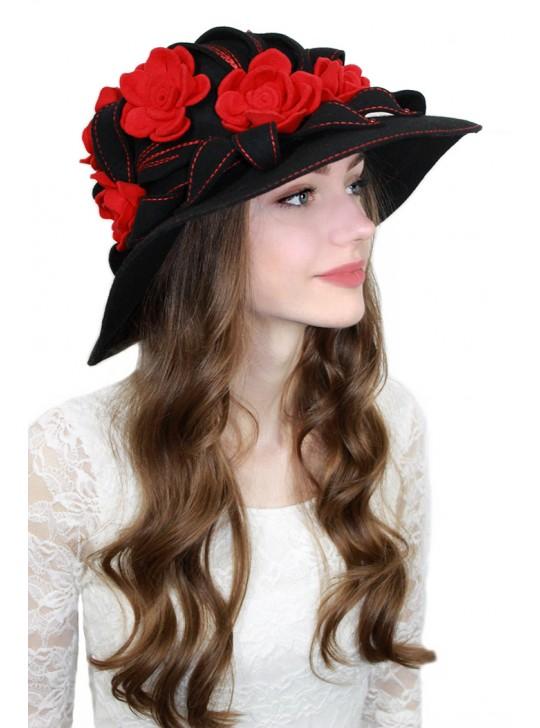 """Шляпа """"Веснея"""""""