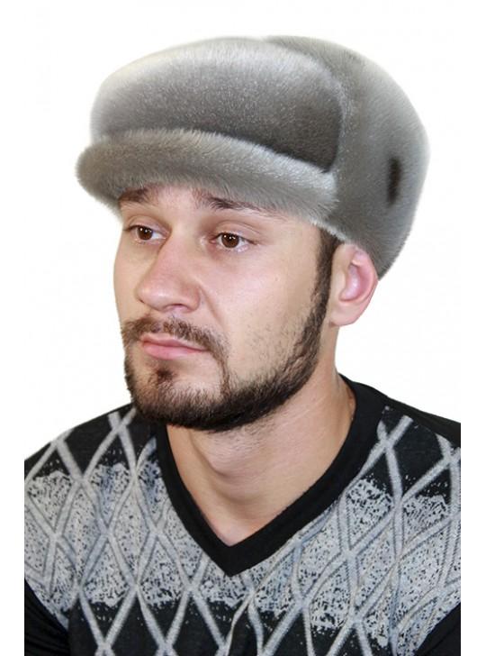 Меховая кепка