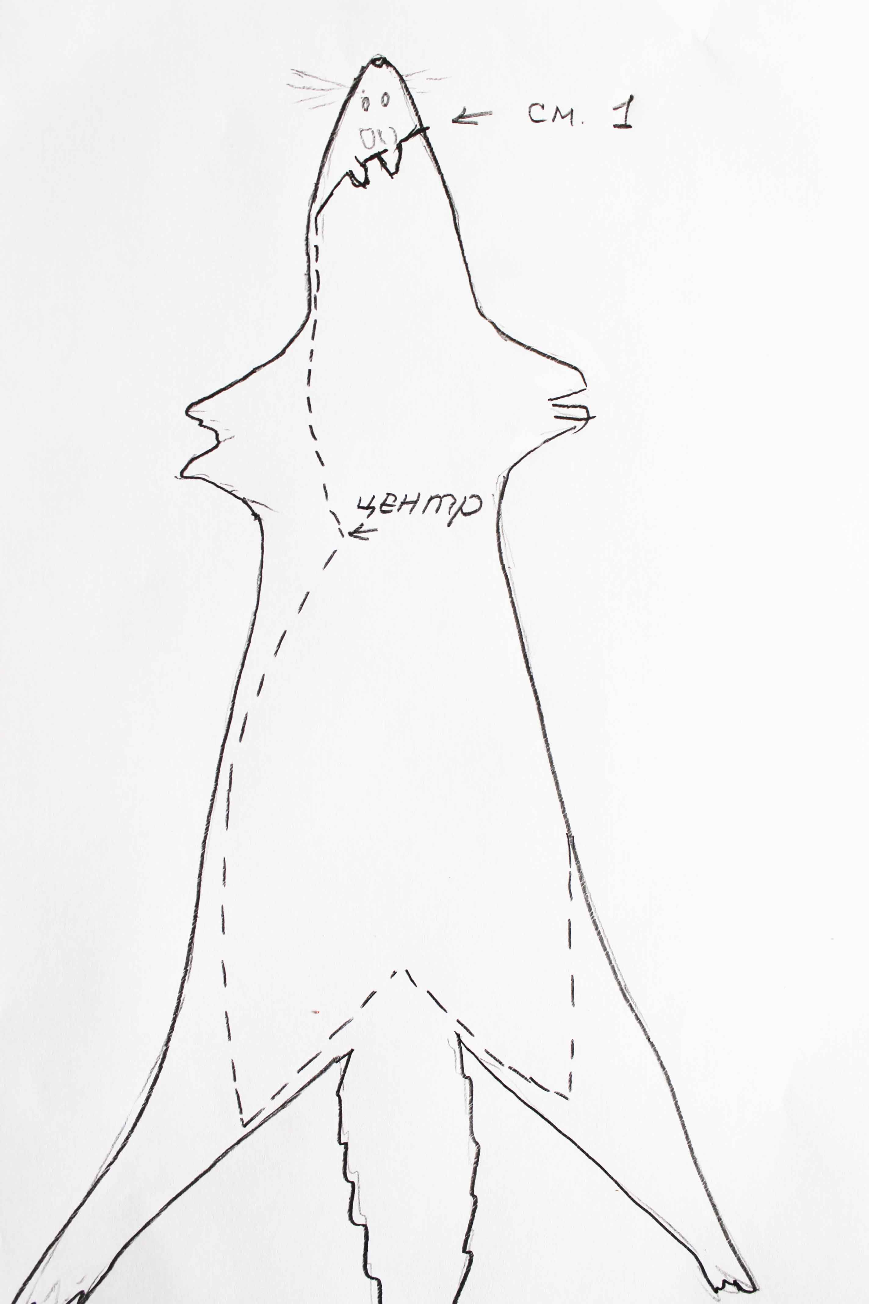 Изготовление норкового берета
