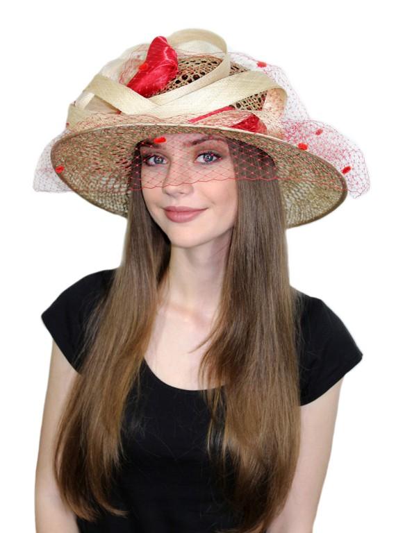 """Шляпа """"Аматея"""""""