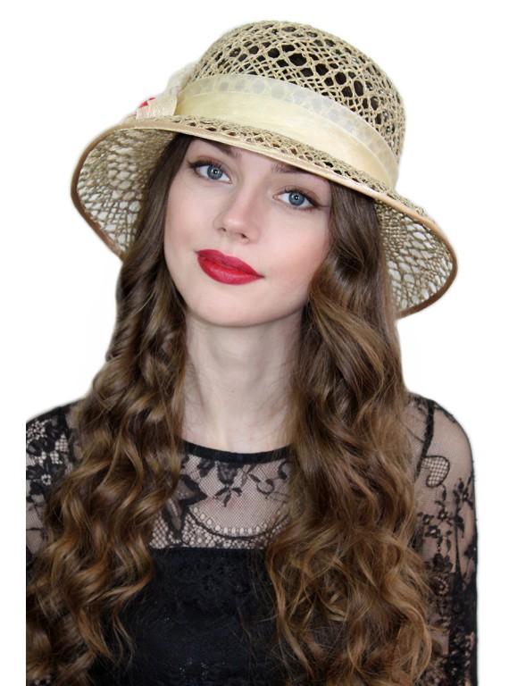 """Шляпа """"Леатриса"""""""