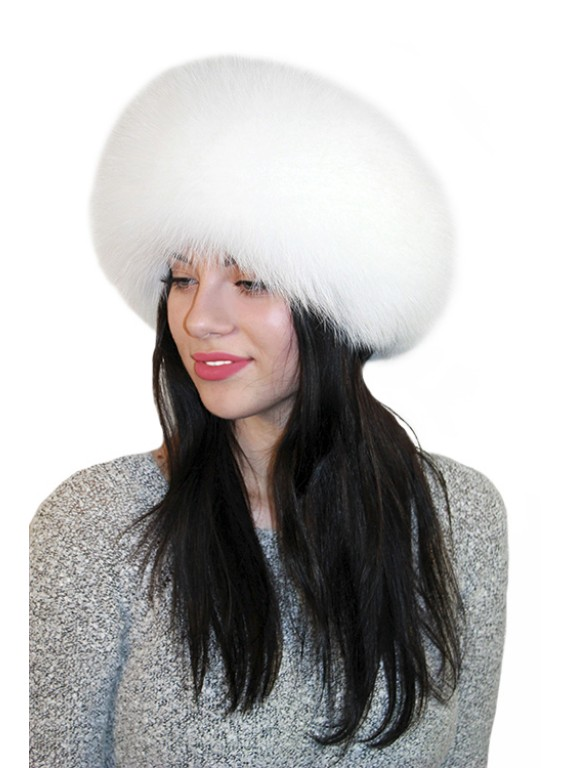 Монголка Ярко-белая