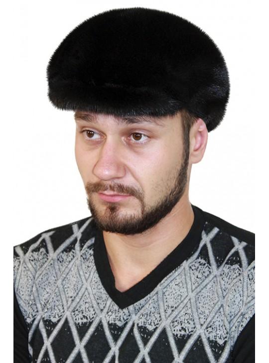 """Кепка норковая мужская """"Директор"""""""