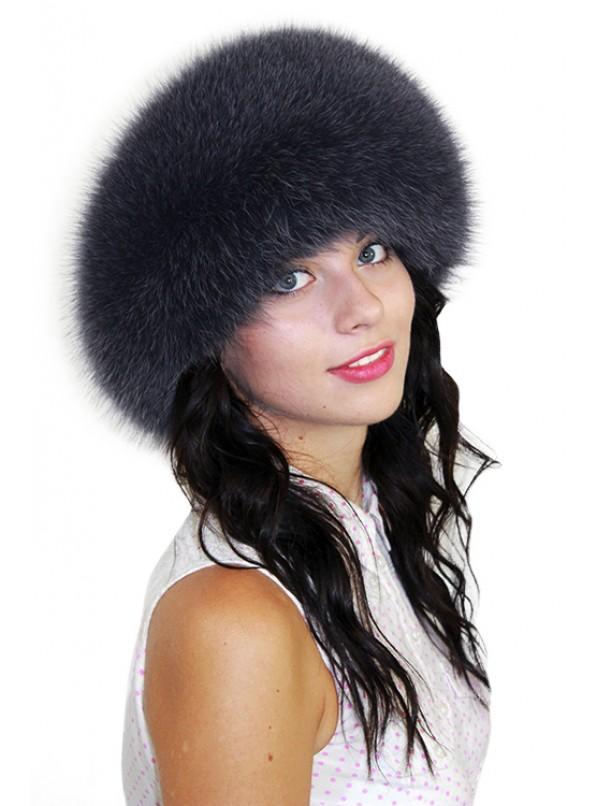 "Зимняя шапка ""Джульетта"""