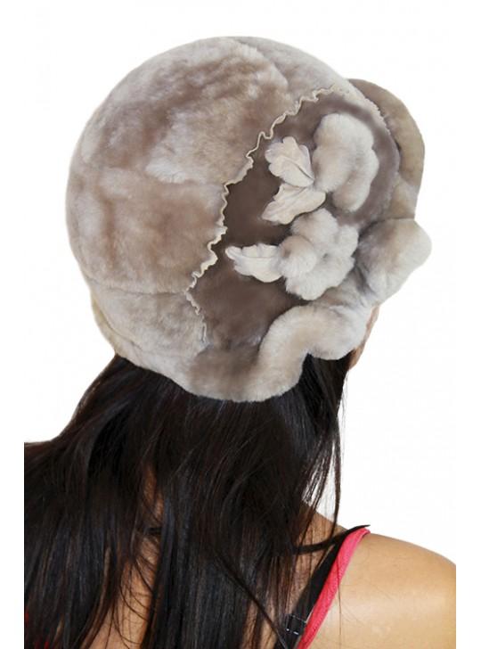 "Меховая шляпа ""Кристи"""