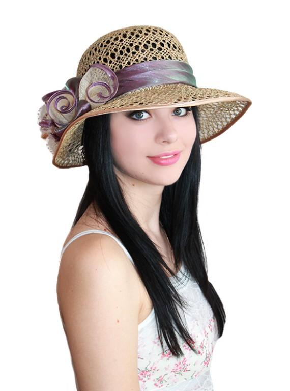 "Шляпа ""Лаванда"""