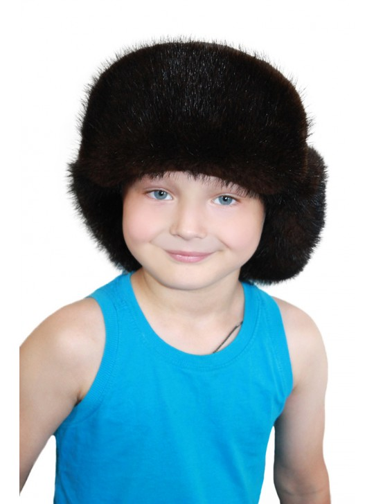 "Меховая шапка ""Ушанка"""