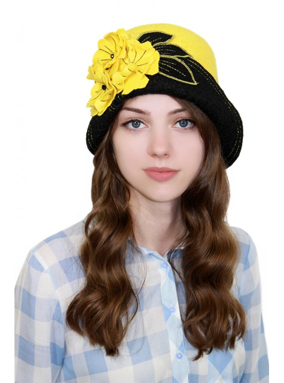 "Шляпка ""Мимоза"""