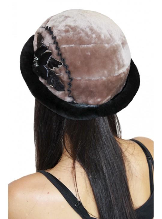 """Меховая шляпка """"Палмер"""""""