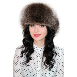 Недорогие теплые шапки из натурального меха 2016