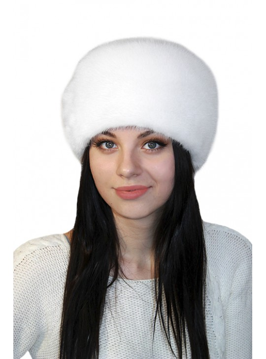 """Меховая шапка """"Виорика"""""""