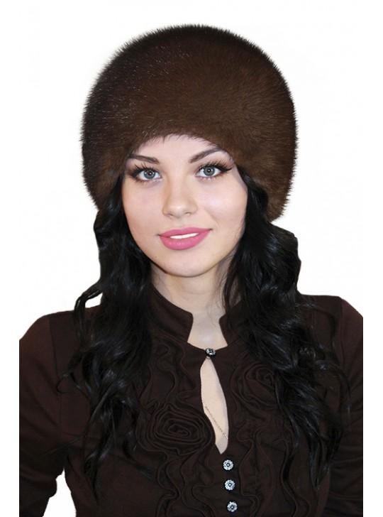 """Меховая шапка """"Ворожея"""""""
