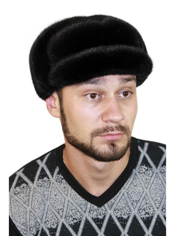 """Норковая кепка """"Вождь"""""""