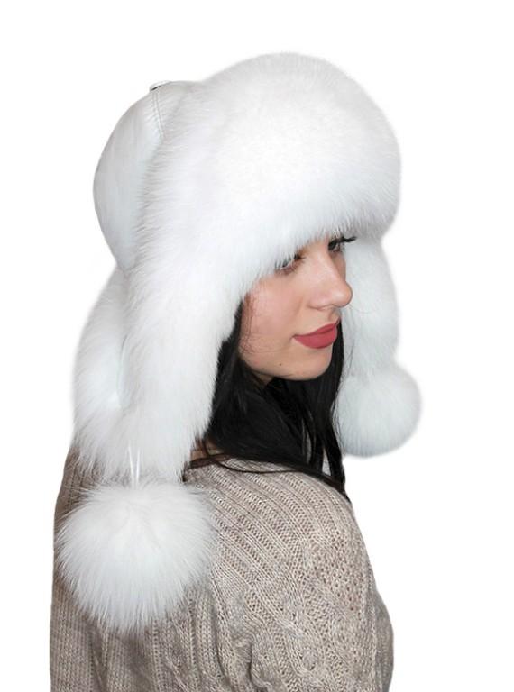 Зимушка Ярко-белая